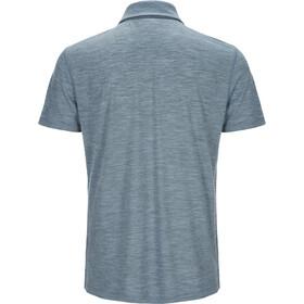 super.natural Comfort Poloshirt Men Light Tempest 3D
